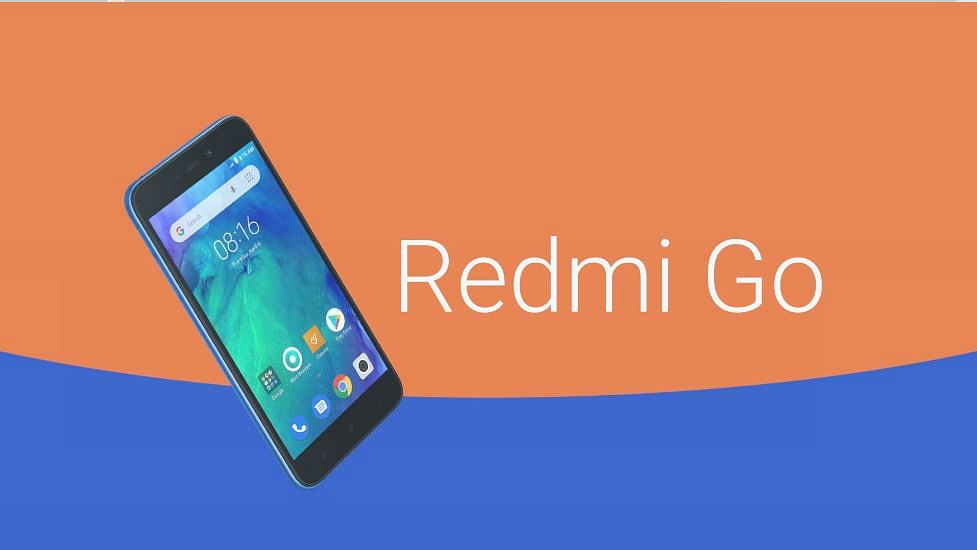 The newly launched Xiaomi Redmi Go is running on Android Oreo (Go Edition).