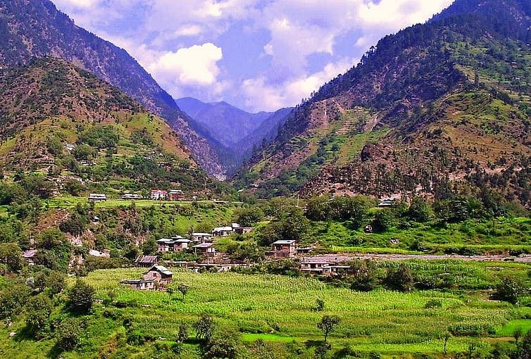 India's Kashmir Valley.