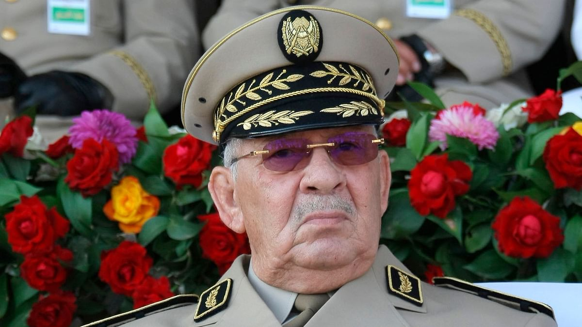 Algerian Army Chief Calls for President to Be Declared Unfit