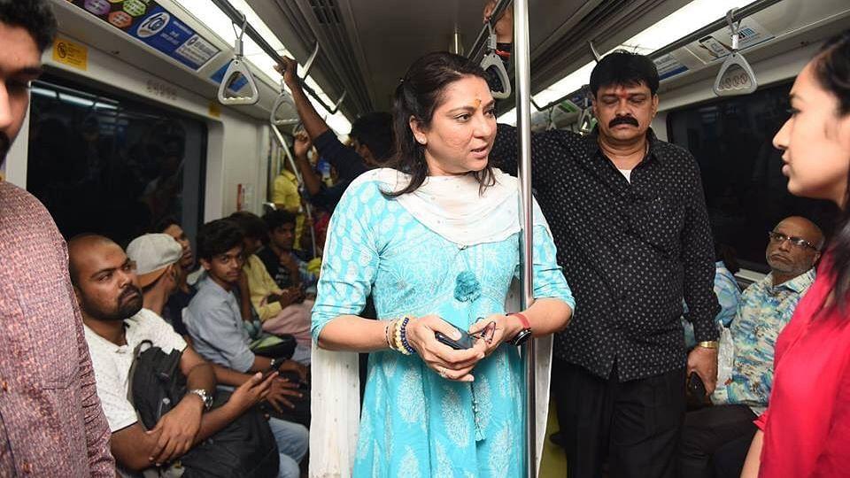 'Toilets Still an Issue, What Swachh Bharat,' Asks Priya Dutt