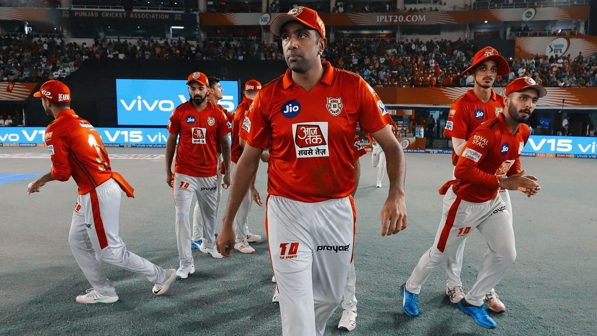 Ashwin is the sixth highest wicket-taker this season, with 11 wickets and has led Punjab to five victories in nine matches this season so far.