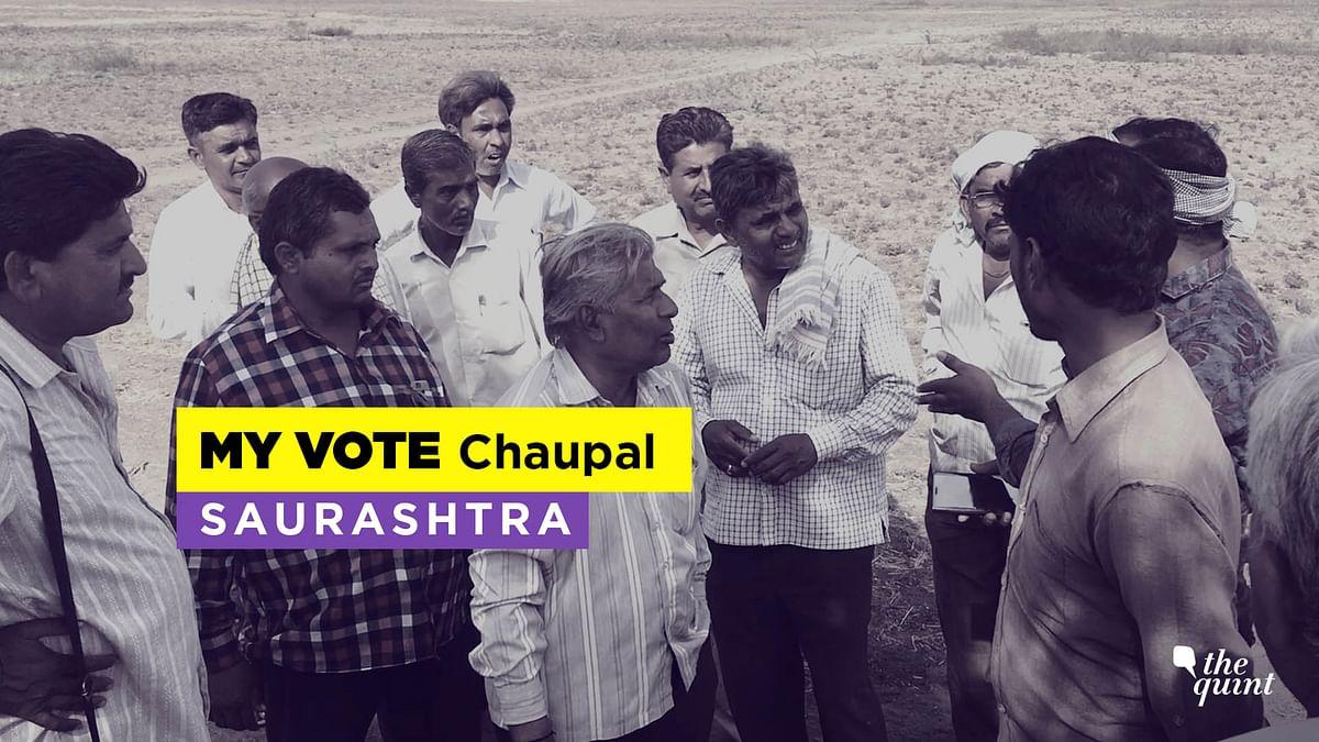 No Modi Wave In Rural Gujarat: Surendranagar Farmers Want BJP Out