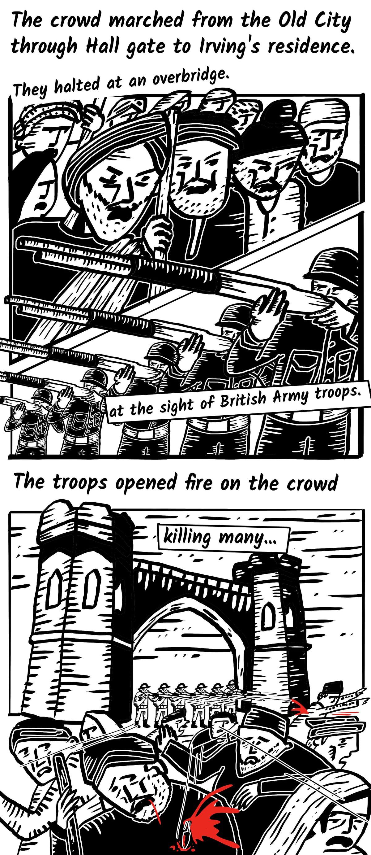 Graphic Novel: Revisiting Jallianwala Bagh Massacre, 102 Yrs Later