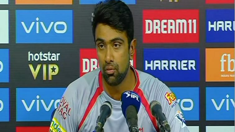 KXIP Skipper Ashwin Defends Decision to Play 2 Spinners vs Chennai