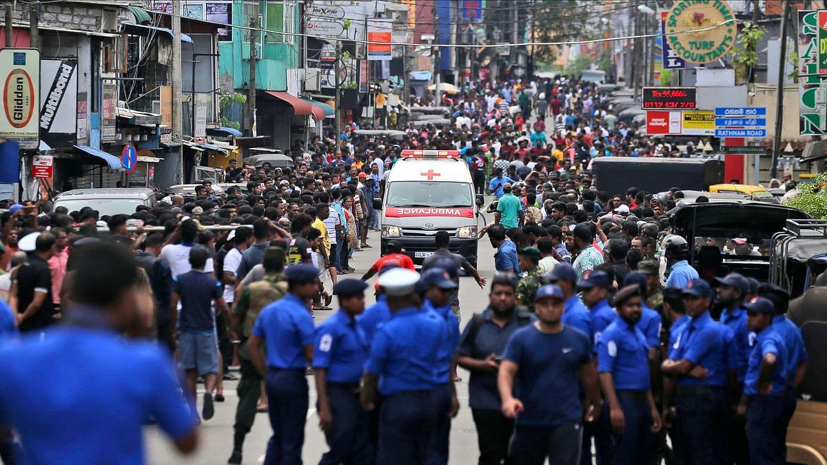 'Terrible News': Journalists, Celebrities Condemn Sri Lanka Blasts