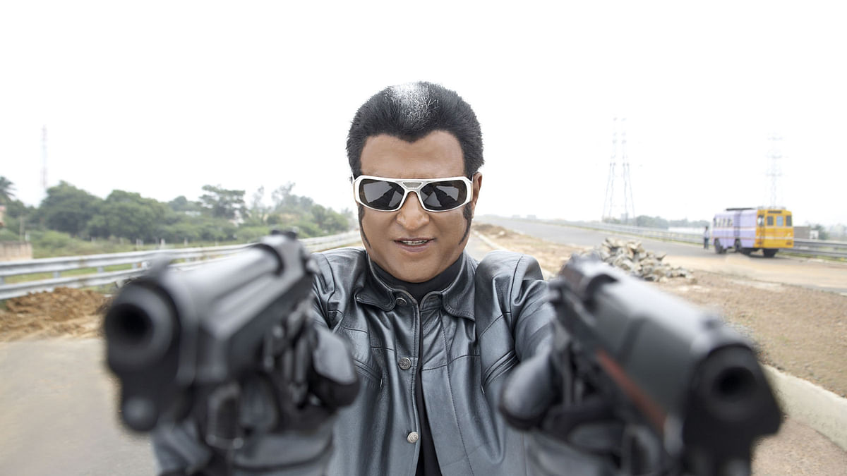 Here's How Rajinikanth's 'Robot' Inspired 'Avengers'