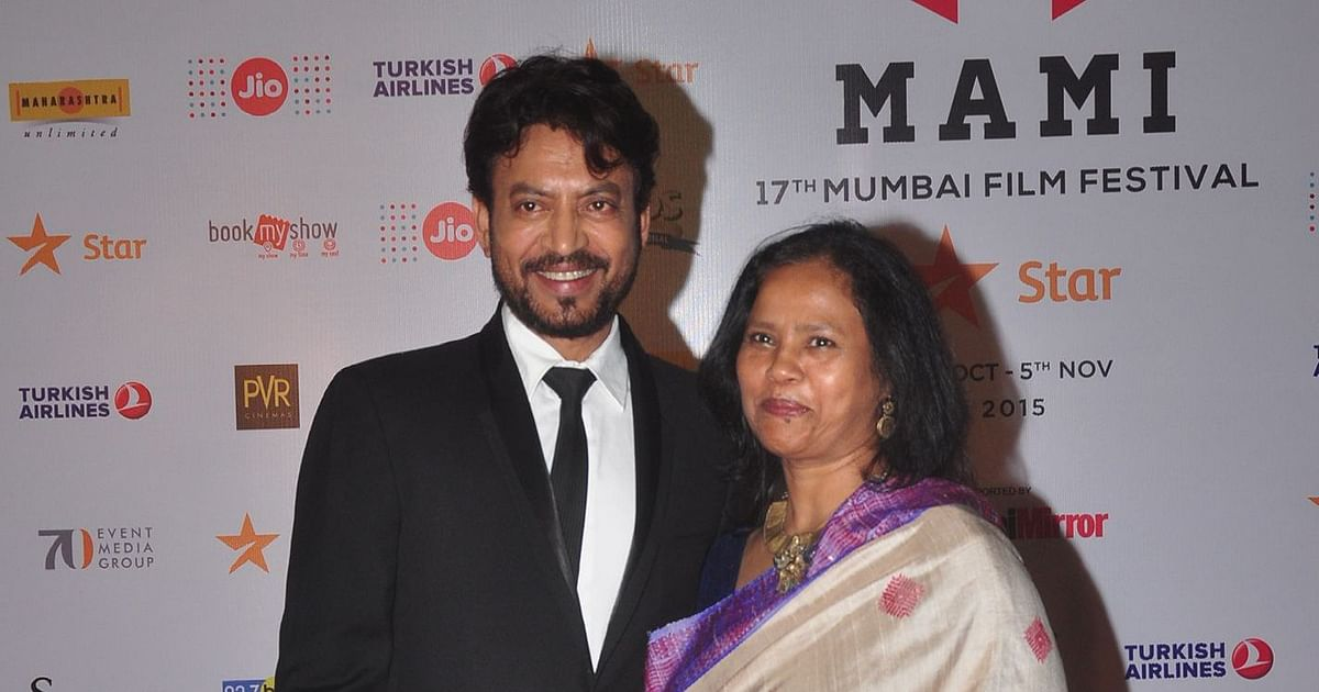Irrfan Khan's Wife Sutapa Calls For Legalizing CBD Oil in India 2