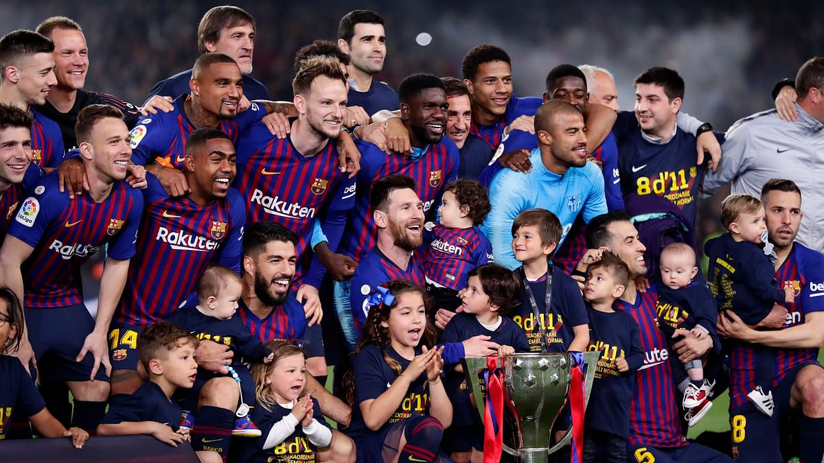 Barcelona on Top in Survey of Global Sports Salaries