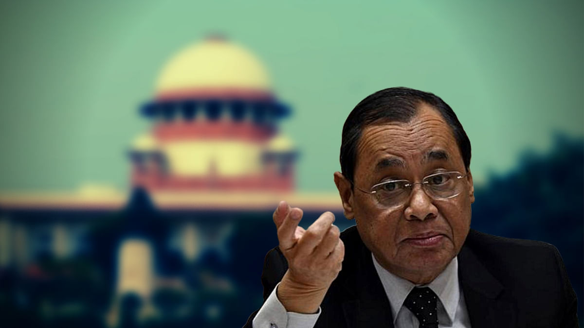 CJI's Office to Be Brought Under Purview of RTI Act, Rules SC
