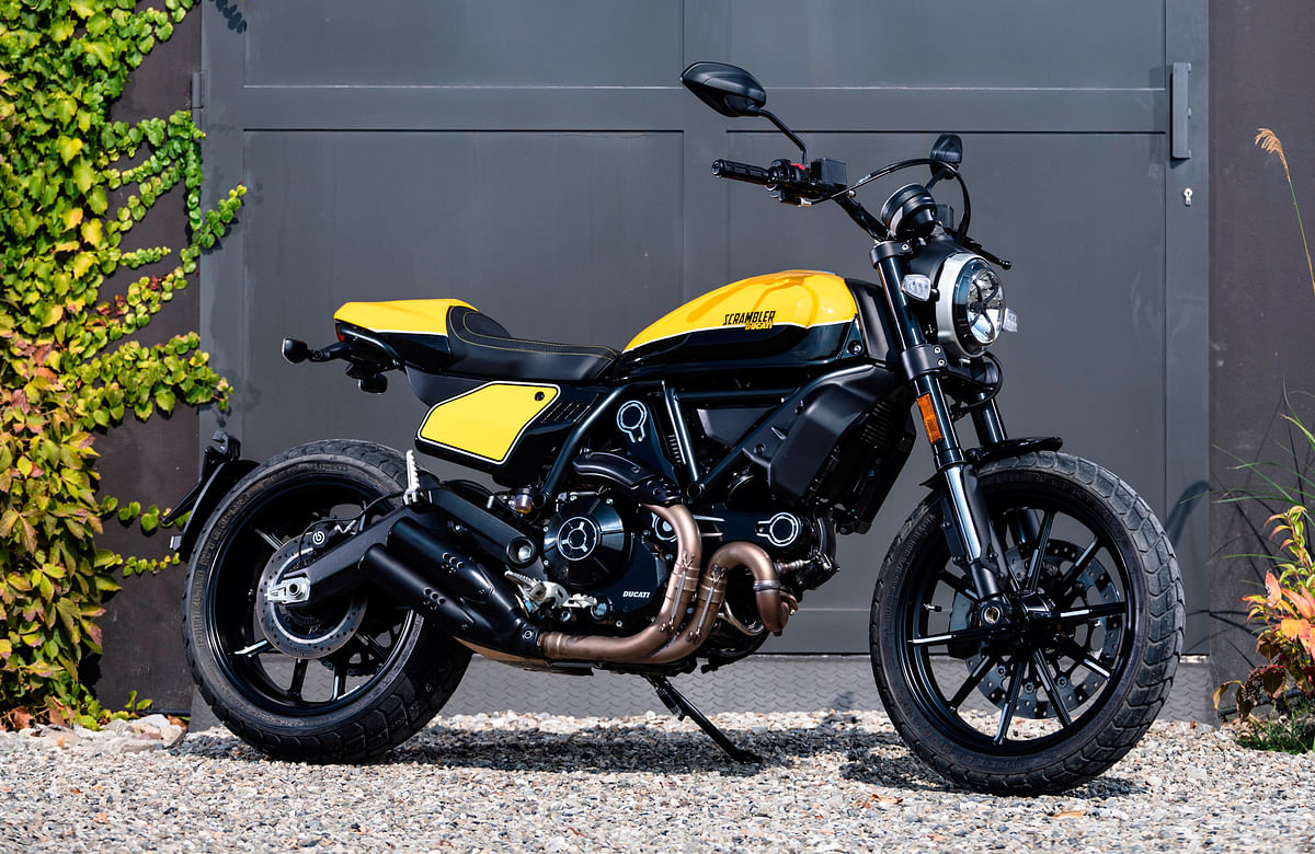The Ducati Scrambler Full Throttle is priced at Rs 8.92 lakh.