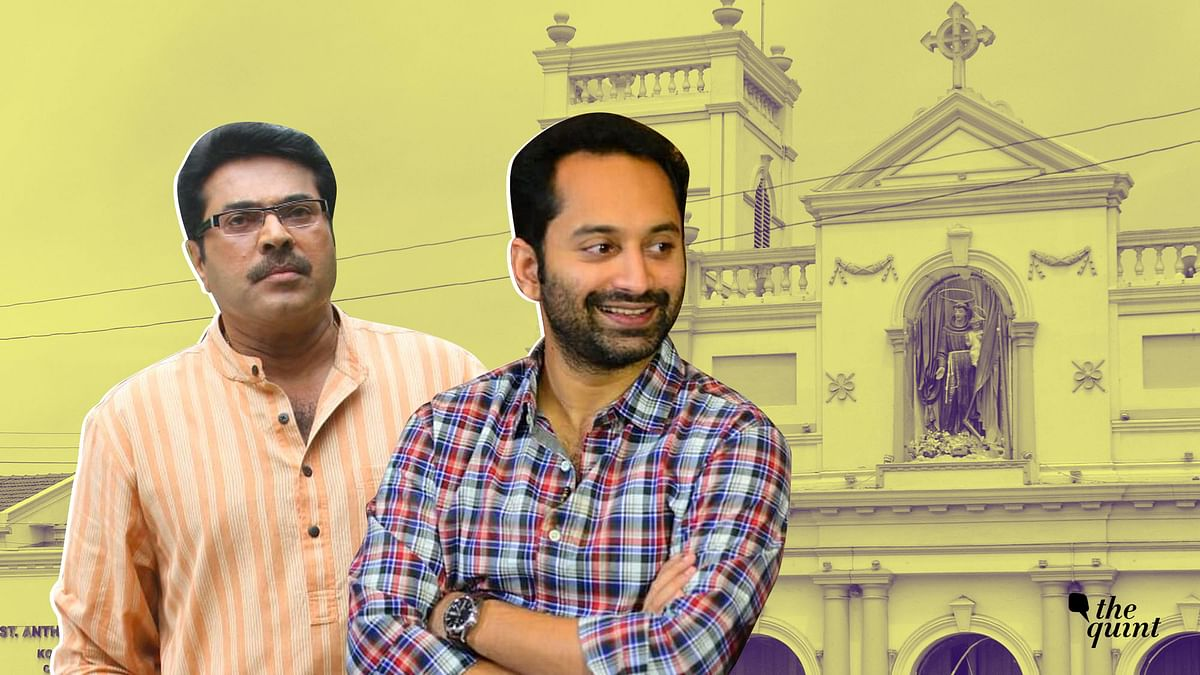 Kerala Won't Buy BJP's 'Divide & Rule' Plan With Fahadh, Mammootty