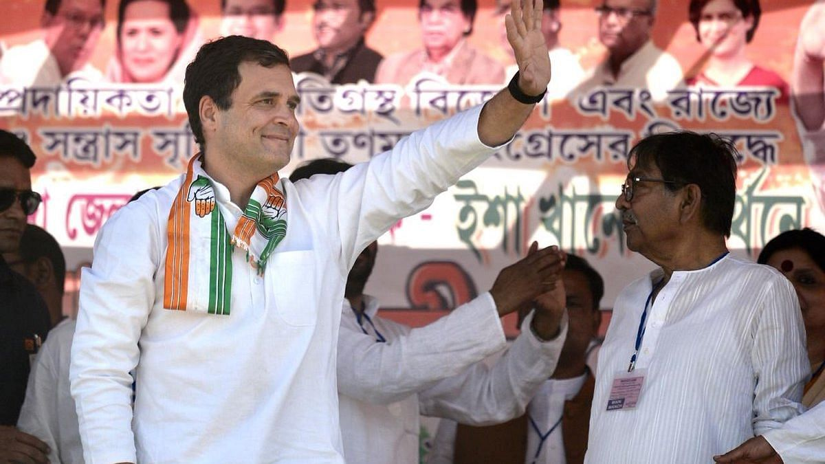 In Personalised Letter, Rahul Urges Voters to 'Vote For Nyay'