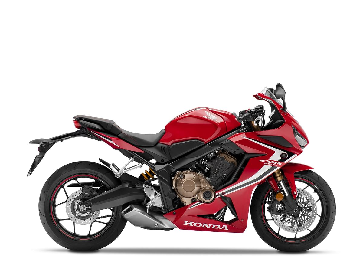 2019 Honda CBR 650R Launched in India Starting Rs 7.70 Lakhs