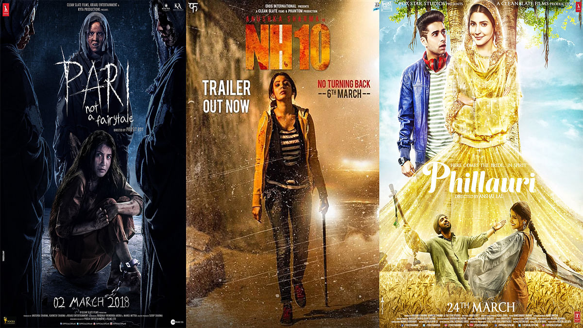 Revisiting Anushka's Most Risky Roles And Powerful Performances