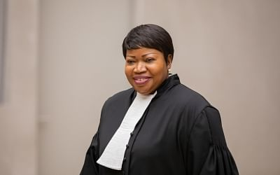 International Criminal Court Chief Prosecutor Fatou Bensouda (Photo: ICC/IANS)