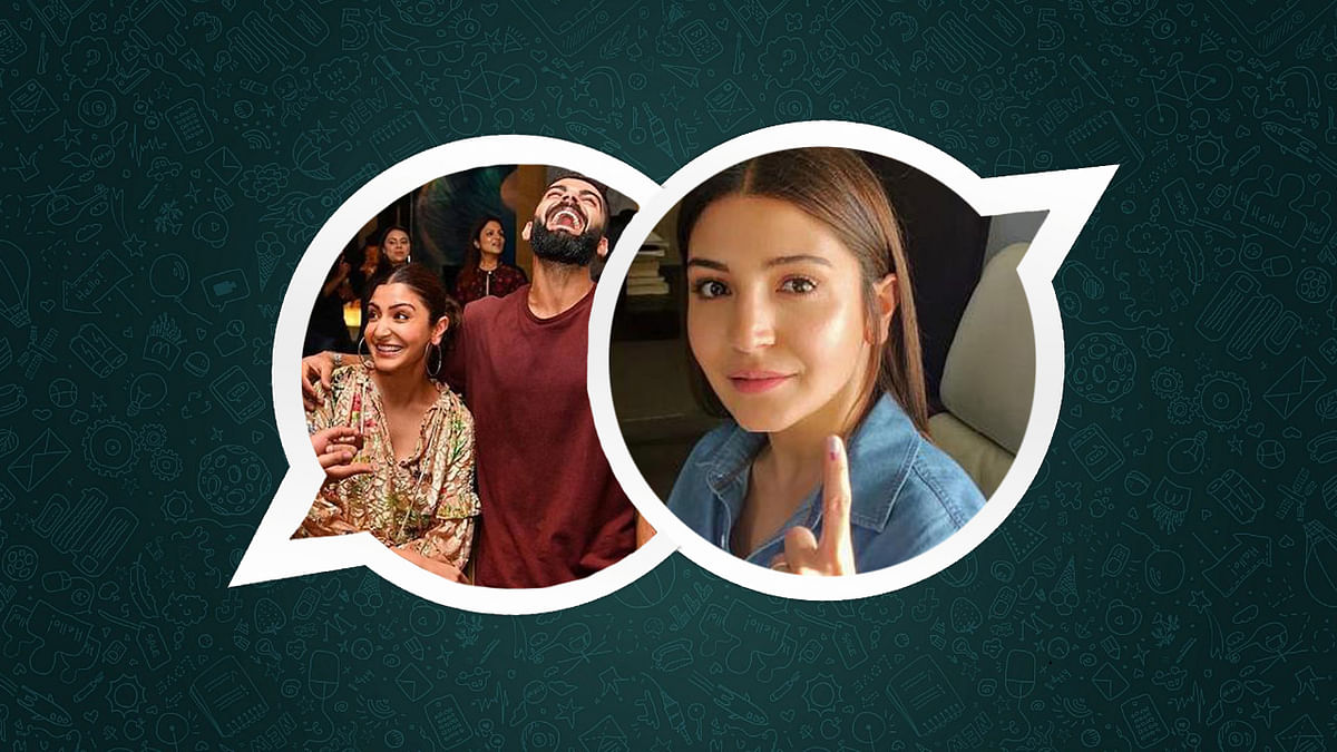 It's Anushka Sharma's Birthday & Rumour-Mongers Are Having a Ball