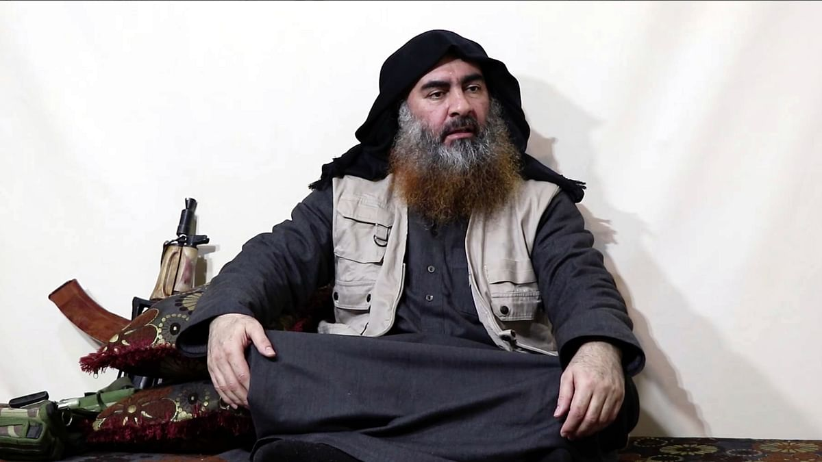 Al-Baghdadi's Death a Huge Blow, But IS Has Survived Other Losses