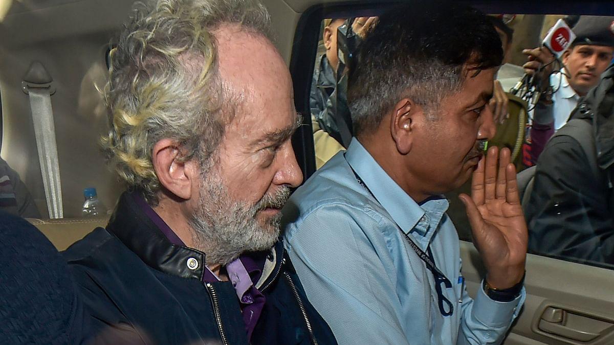 AgustaWestland: Michel Didn't Confirm 'AP' is Ahmed Patel To ED