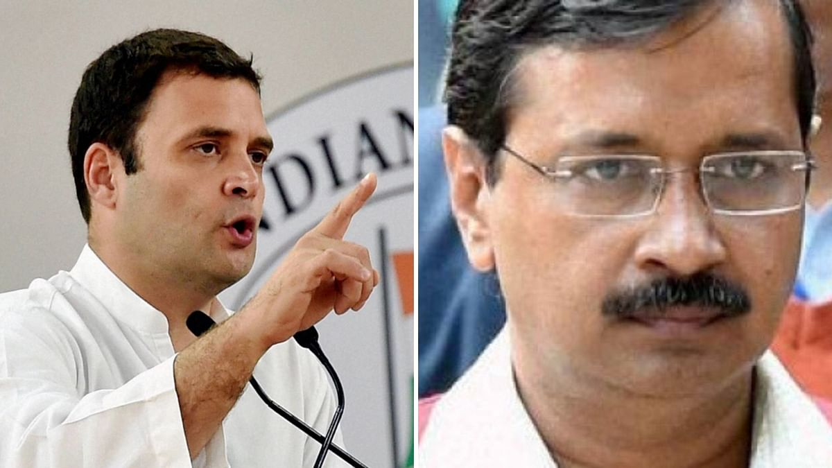 Kejriwal, Rahul Trade Open Barbs For Doomed AAP-Cong Alliance Deal