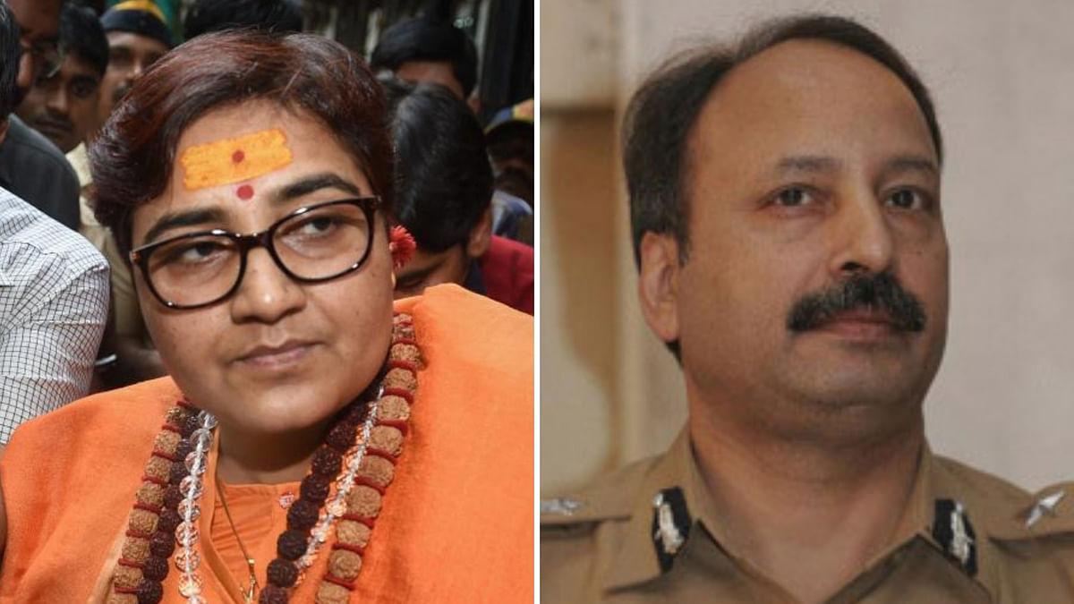 Pragya Thakur Says 26/11 Martyr Died of Her Curse, EC Slaps Notice