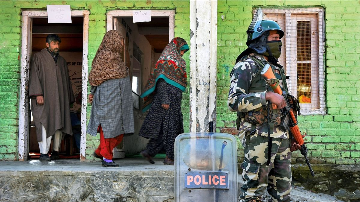 Amid Flip-Flop on J&K Poll Dates, EC to Hold Meeting on 30 April