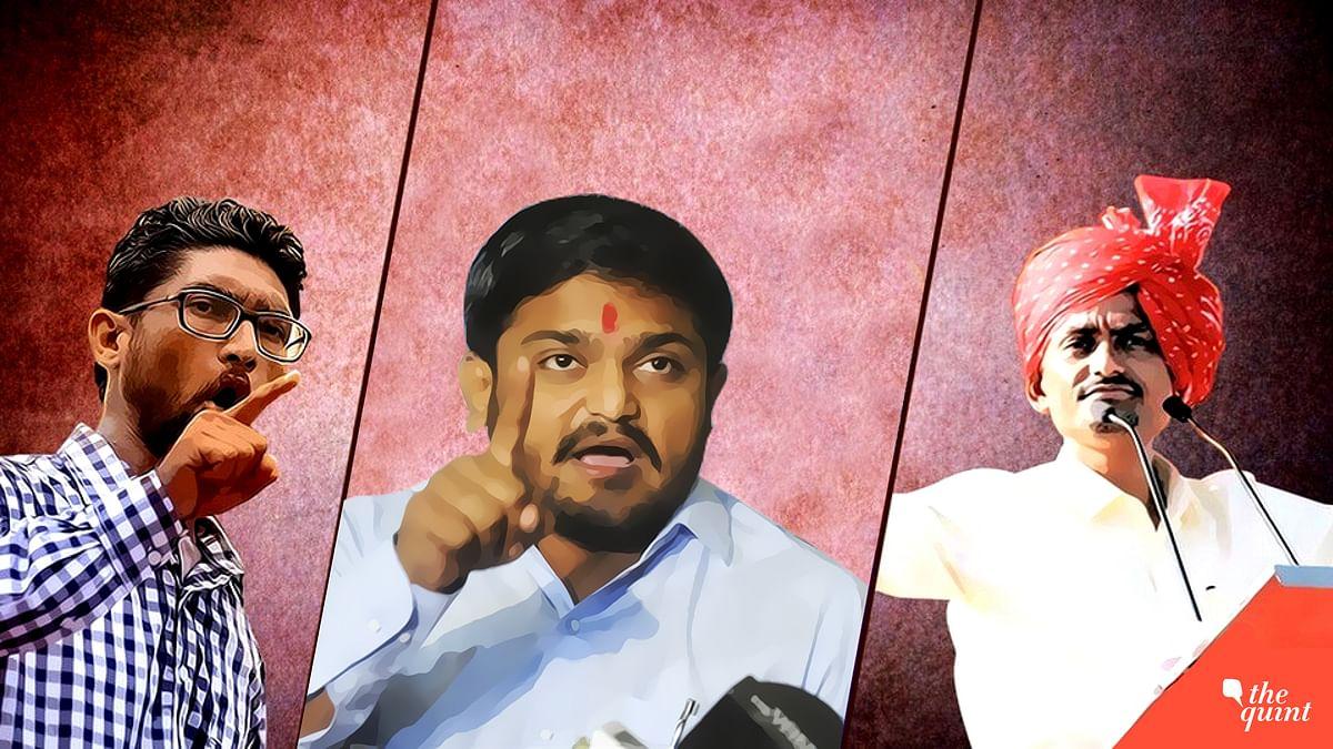 Hardik, Alpesh, Jignesh Feel the Change From Assembly to Lok Sabha