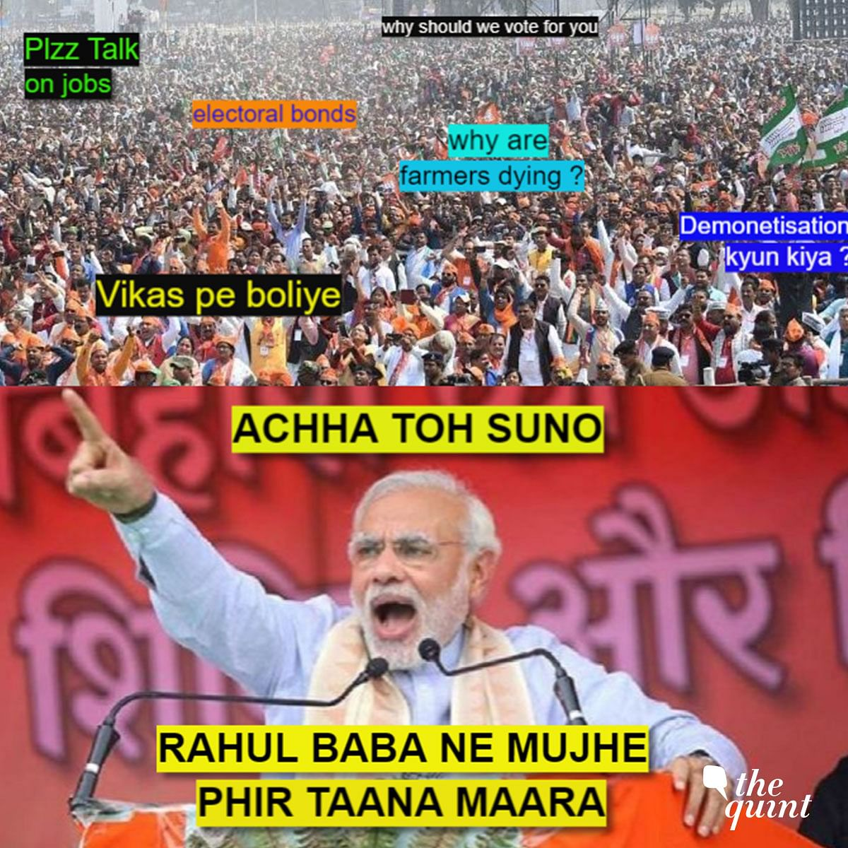 6 Election Memes That Akshay Kumar Could've Shown PM Modi Instead