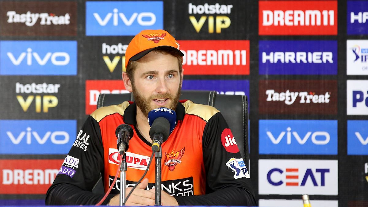 'Best Performance This Season': Williamson on Win Against KXIP