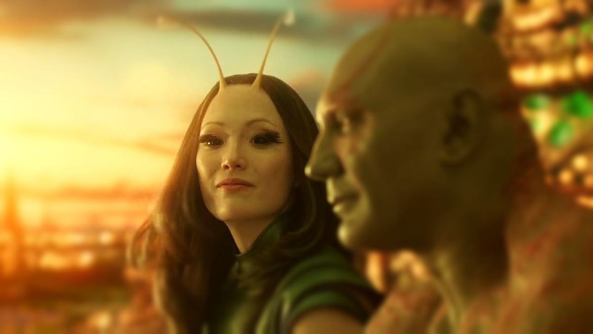 We all need the touch of Mantis to heal the world.