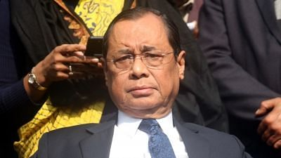 CJI Case: Conspiracy Inquiry Only After Sexual Harassment Inquiry