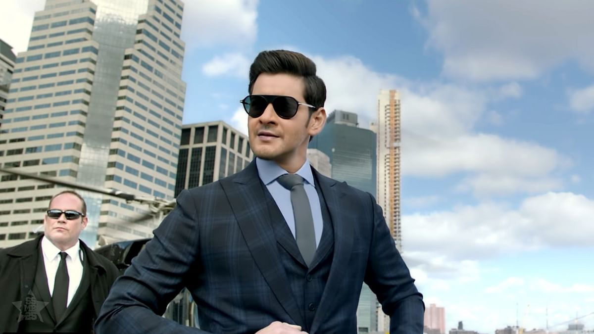 Mahesh Babu's 'Maharshi' Trailer Is An Out and Out Entertainer