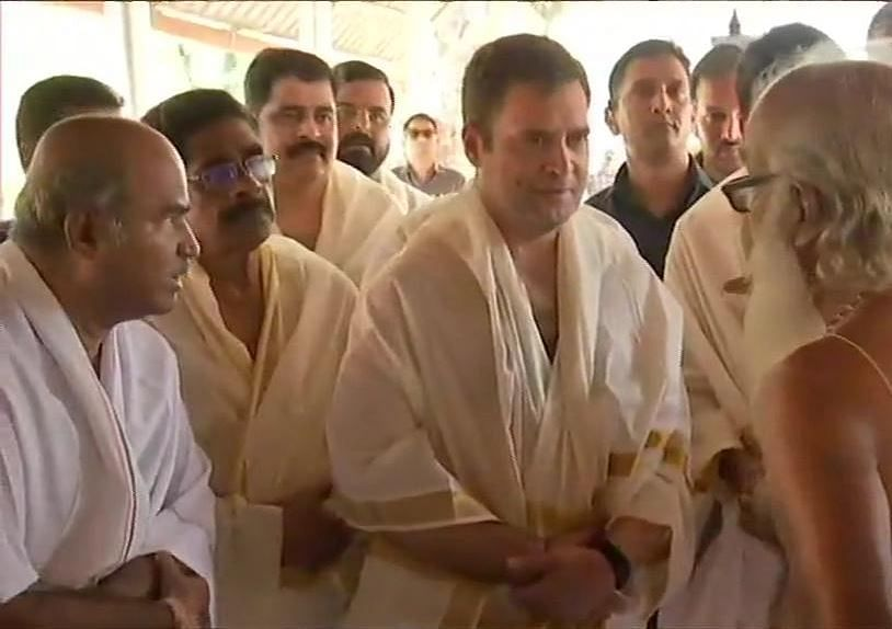 'All That the PM Does is Tell Lies': Rahul Wraps Up Kerala Tour