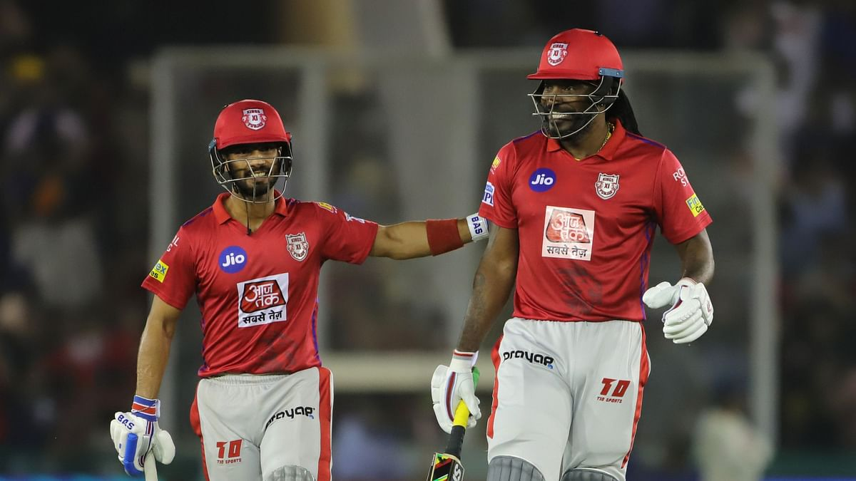 Gayle Smashes 99, RCB Need 174 in 20 Overs for Maiden IPL 2019 Win