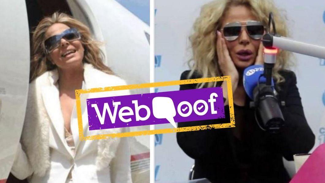No, That's Not Lady Gaga  Reciting Quran Verses in  Viral Video