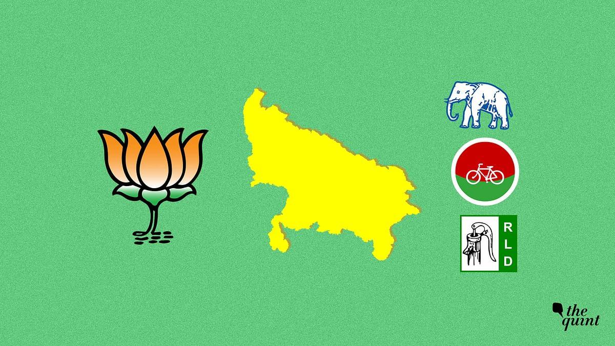 In UP, BJP Ahead in Chemistry, BSP-SP-RLD Scores in Arithmetic