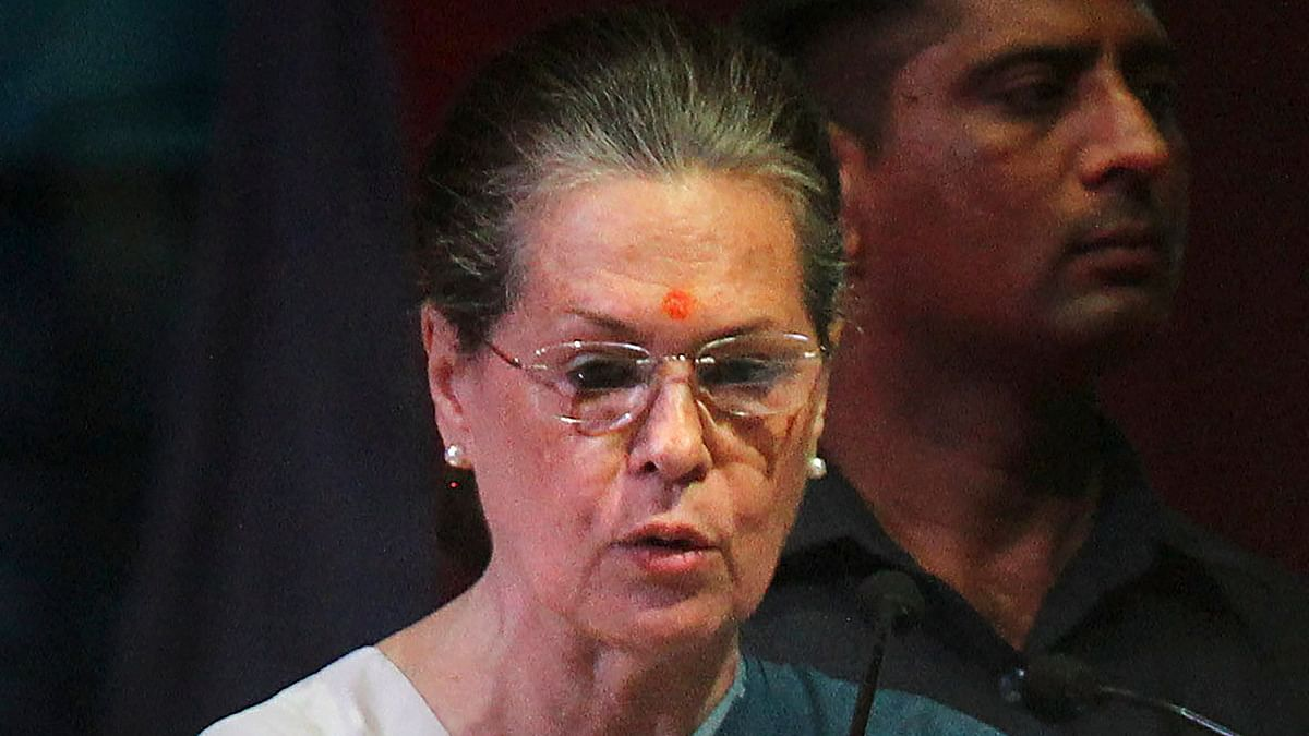 'We Are Being Taught a New Definition of Patriotism': Sonia Gandhi