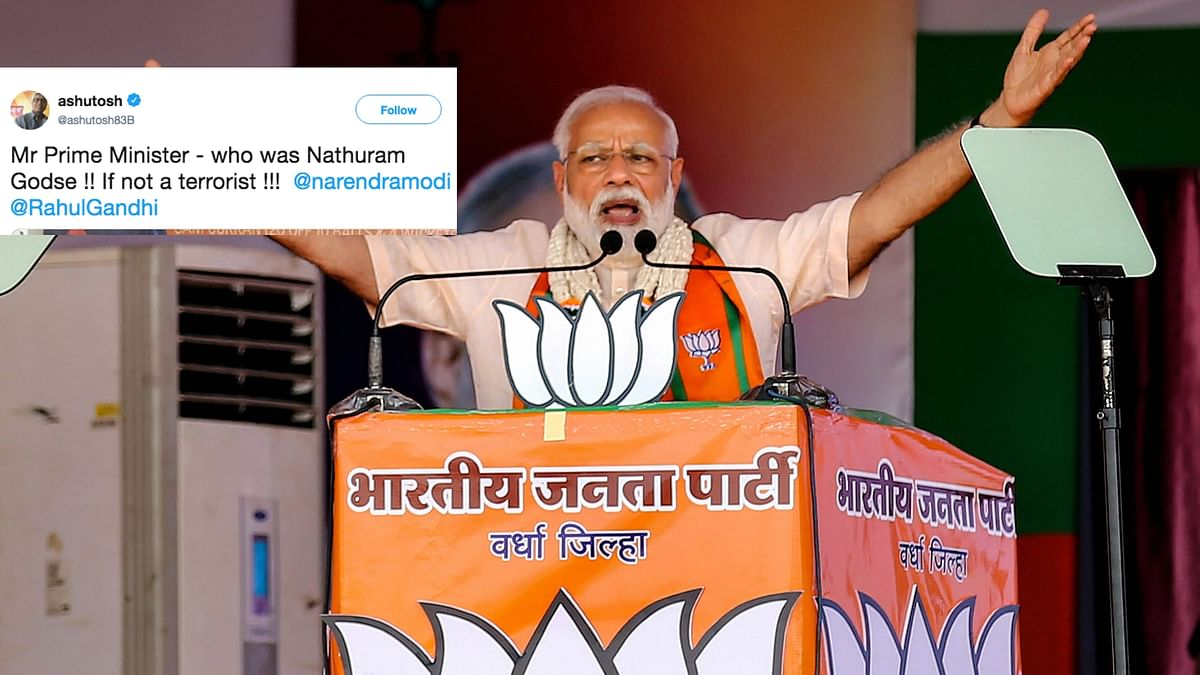 'Who Was Godse?' Asks Twitter After PM's 'No Hindu Terror' Remark