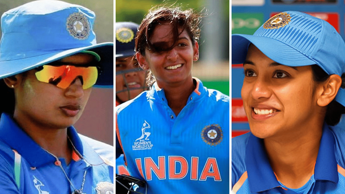 Women's T20 Challenge: Harmanpreet, Smriti, Mithali to Lead Teams