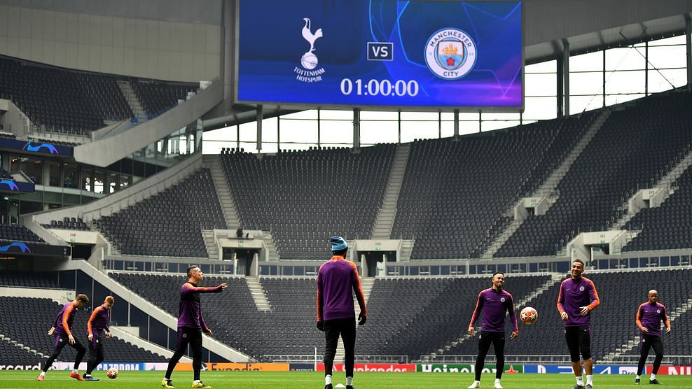 Champions League: A Story of Close Odds as City Face Spurs in QF