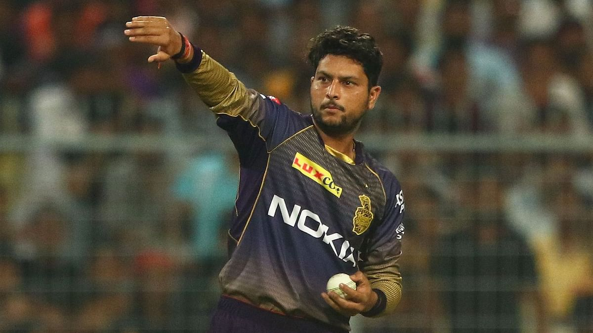 Kuldeep Breaks Down After Moeen Ali Takes Him to the Cleaners