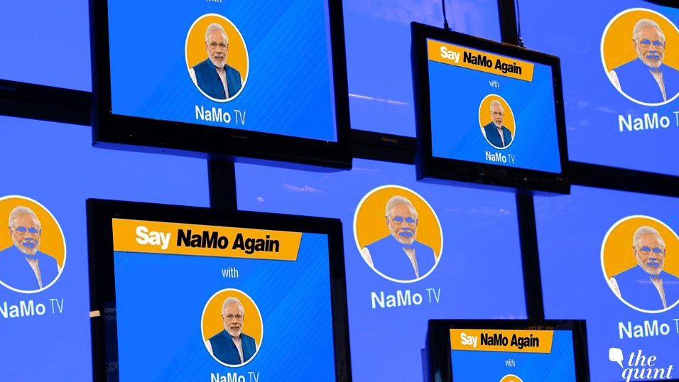 The Bharatiya Janata Party (BJP) on Wednesday, 10 April, admitted that the NaMo App, which includes the NaMo TV feature, is run by the party's IT Cell.
