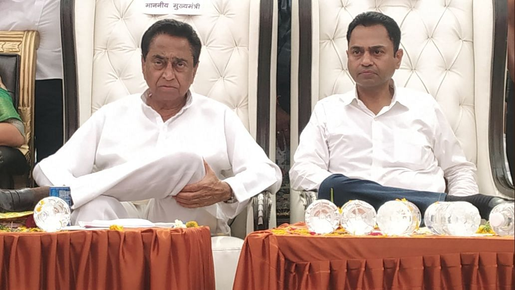 'Tear My Son's Clothes If He Does Not Deliver,' Says Kamal Nath