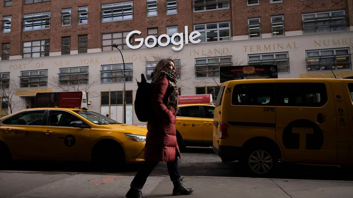 Alphabet Inc., parent company of Google, reports financial results on Monday, 29 April 29.