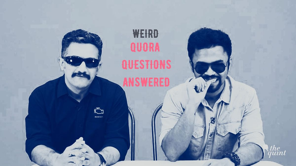 'Weird' Quora Questions On Tech Answered FT. BTech Babua & Guruji