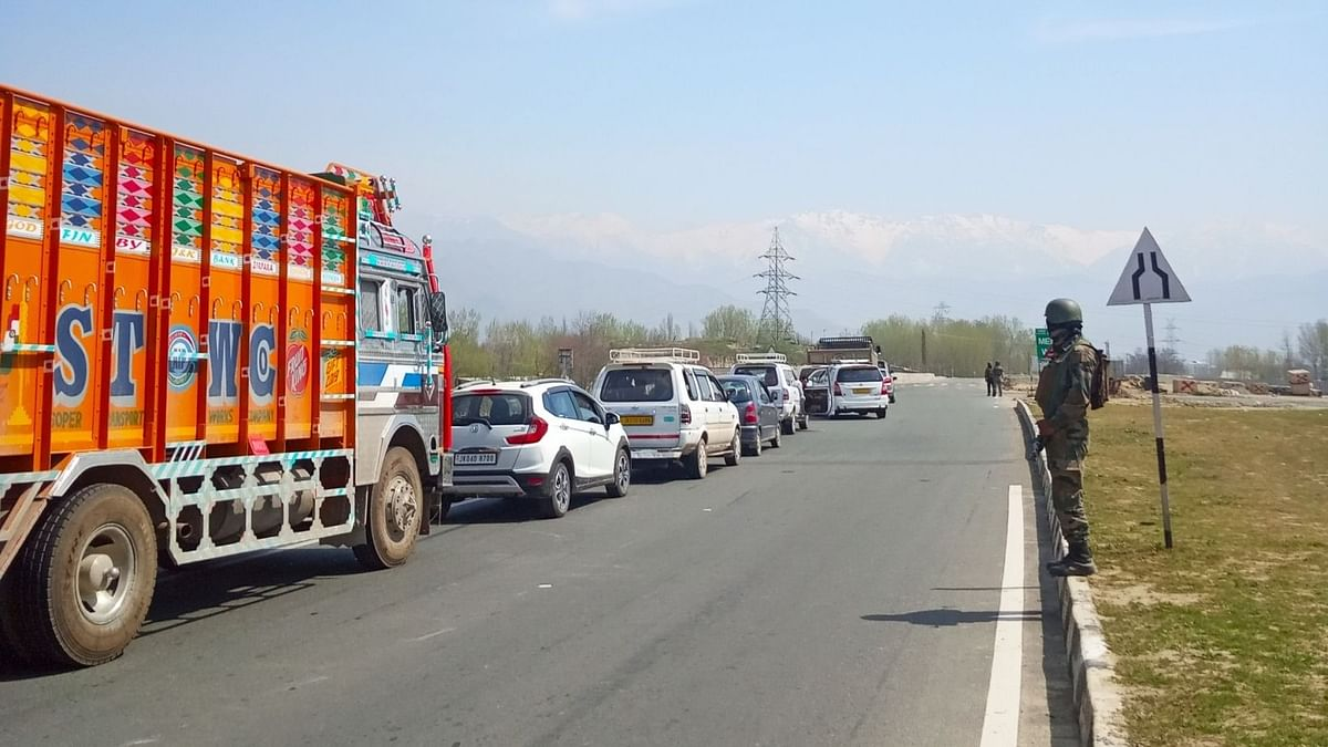 Closure of Jammu-Srinagar Highway a 'Dumb Idea': Former Army Chief