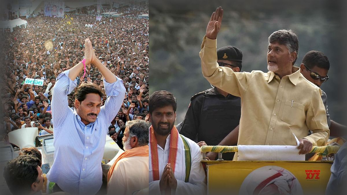 Jagan Mohan Reddy vs Chandrababu Naidu, Who's Winning the Race?