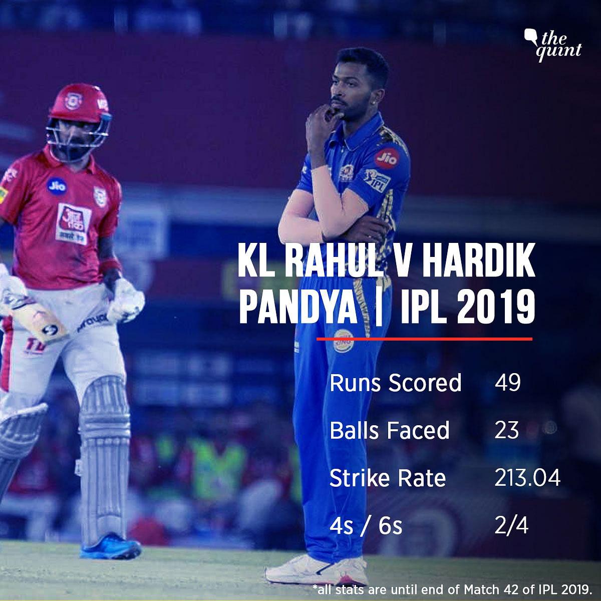 Hardik vs Rahul, Binny on Top: 7 Interesting Trivia from IPL 2019