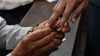 First Phase of Karnataka Gram Panchayat Polls Underway