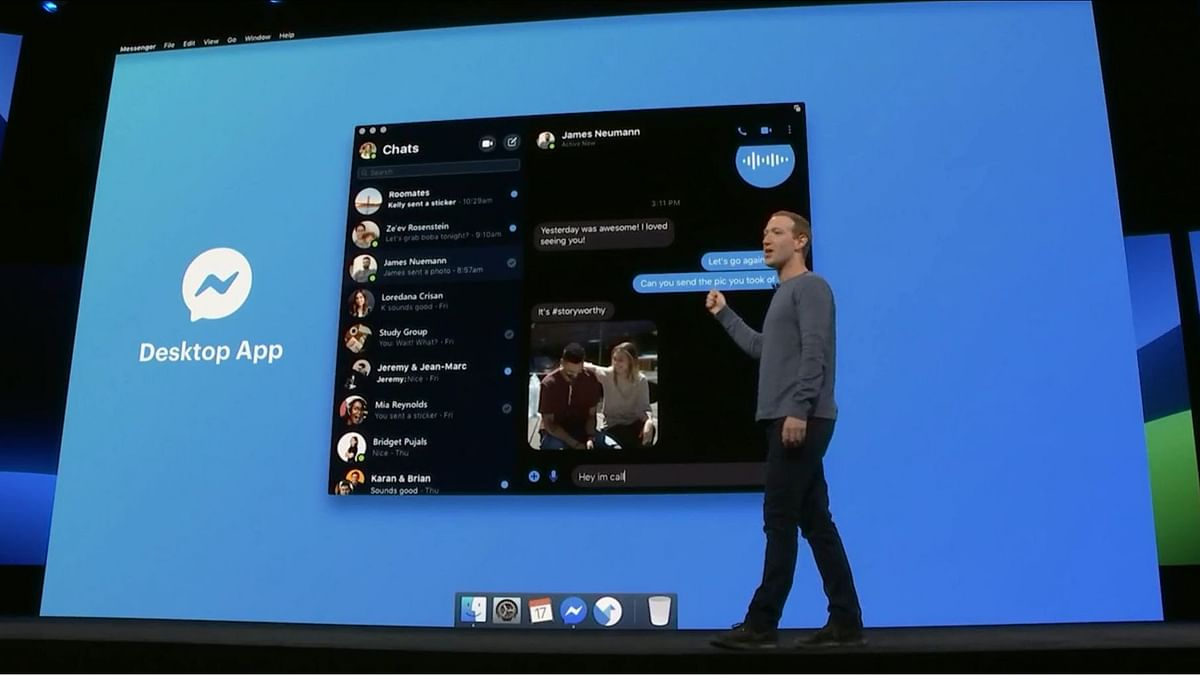 Facebook 'Accidentally' Reveals New-Look Messenger With Encryption