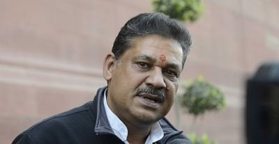 Cricketer turned politician Kirti Azad.
